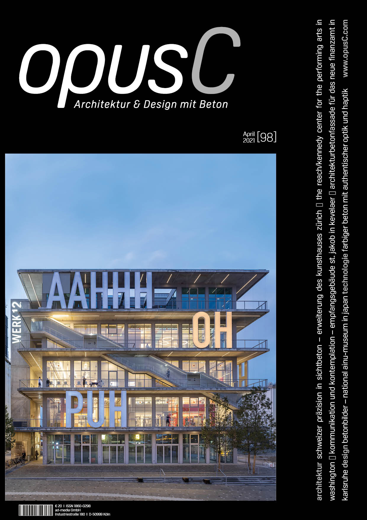 OpusC_Cover